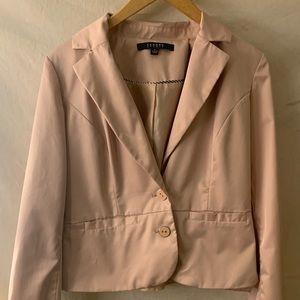 SANDRO Paris   Posh Pink Double Button Blazer